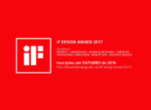 Lamina iF 300x219 - iF DESIGN AWARD 2017