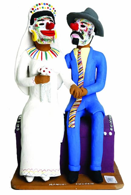 manoel eudocio 3 grande - Mestre Eudócio: conheça o ceramista homenageado na 17ª Fenearte