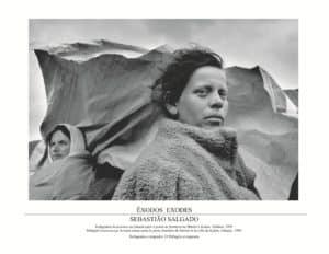 refugiados10 pq 300x232 - Caixa Cultura com mostra de Sebastião Salgado