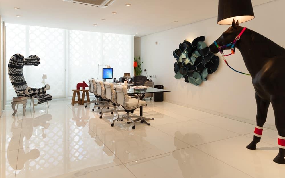 Lucas Oliveira 8 - O escritório de arquitetura Santos&Santos