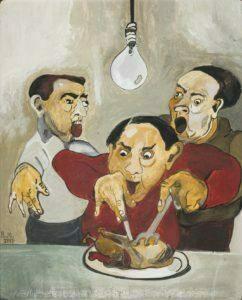 p227 242x300 - Exposição de Rodolfo Mesquita no Museu do Estado