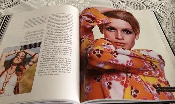 monyca ayub livro estilo atitude twiggy - Mônica Ayub escreve livro sobre a moda e o tempo