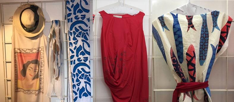salita bete paes moulage mirella bresani bresha - A Salita de Bete Paes tem design, arte e moda