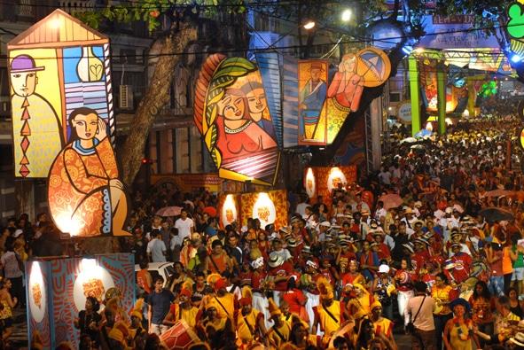 carnaval 2009 recife joana lira tomie ohtake cicero dias beto figueiroa - Os carnavais de Joana Lira no Instituto Tomie Ohtake