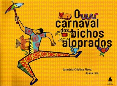 carnaval recife joana lira livro carnaval bichos aloprados divulgacao revista SIM - Os carnavais de Joana Lira no Instituto Tomie Ohtake