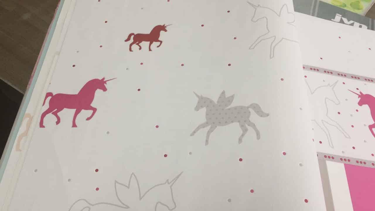 Adesivo de Parede Unicornio - Papel de Parede de Unicórnio para Quarto: +8 Modelos Decorativos