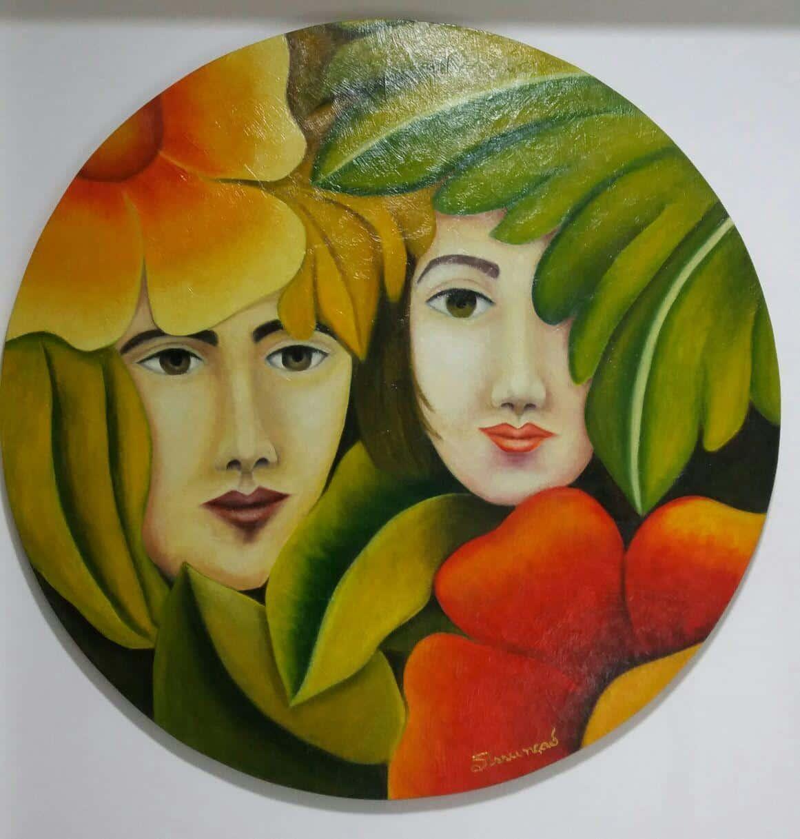 Beta Campello - Dia das Mulheres é lembrado com arte no Recife