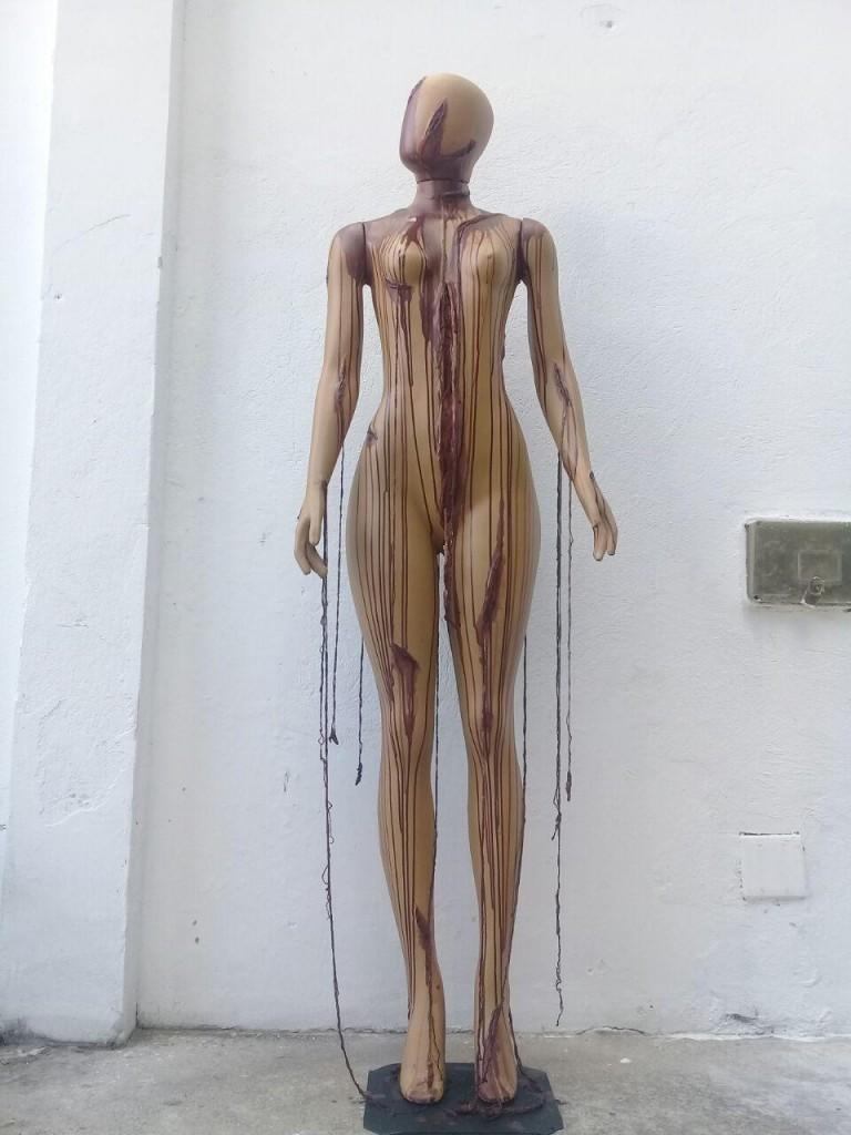 França Bonzaion 768x1024 - Dia das Mulheres é lembrado com arte no Recife