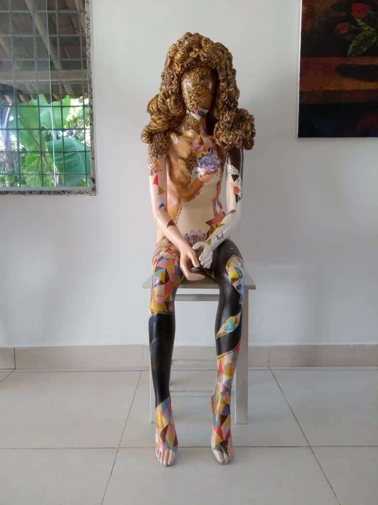 Rayanne Ferreira - Dia das Mulheres é lembrado com arte no Recife