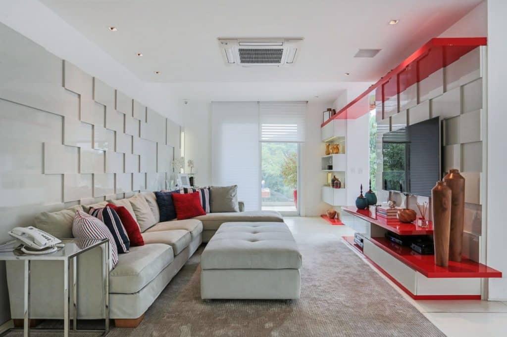 Projeto de Luxo Jardim da Barra arquiteta Denise Fernandes Fotos Antonio Schumacher 9 1024x682 - 740m² de alto luxo em projeto no Rio de Janeiro