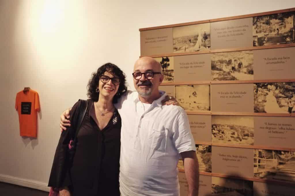 Marcelo Silveira e Cristina Huggins Foto Bernardo Teshima  1024x680 - Marcelo Silveira e Cristina Huggins em uma investigação sobre a memória