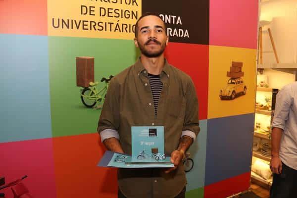 lucas pereira lima premio - Prêmio Tok&Stok de Design Universitário já tem vencedores