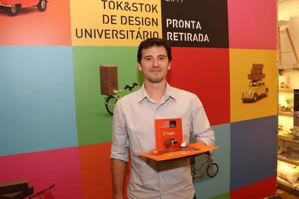 marcelo mattos jarra - Prêmio Tok&Stok de Design Universitário já tem vencedores