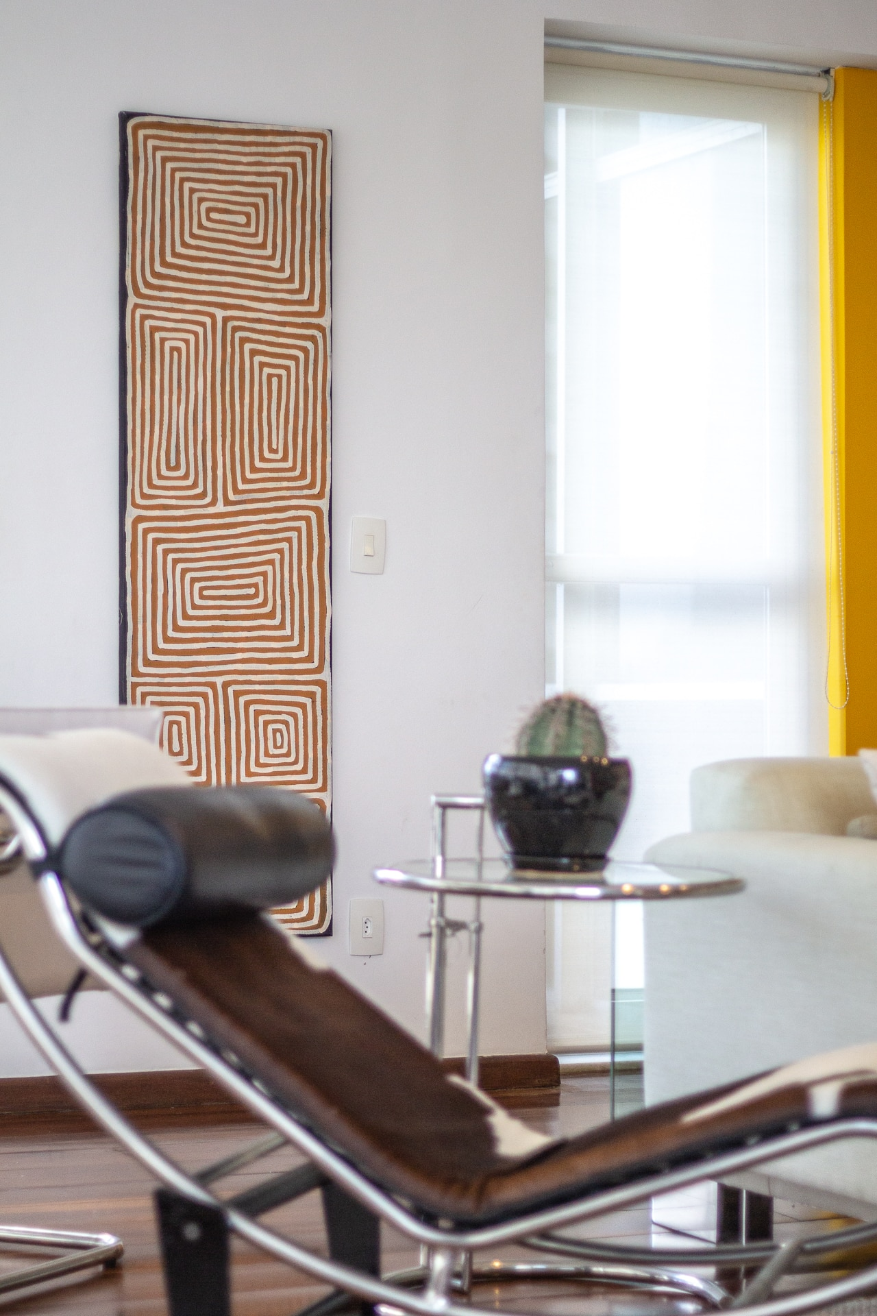 20180609 Arte Aborígene  @joão Pedro 5607 - A arte aborígene na arquitetura de interiores