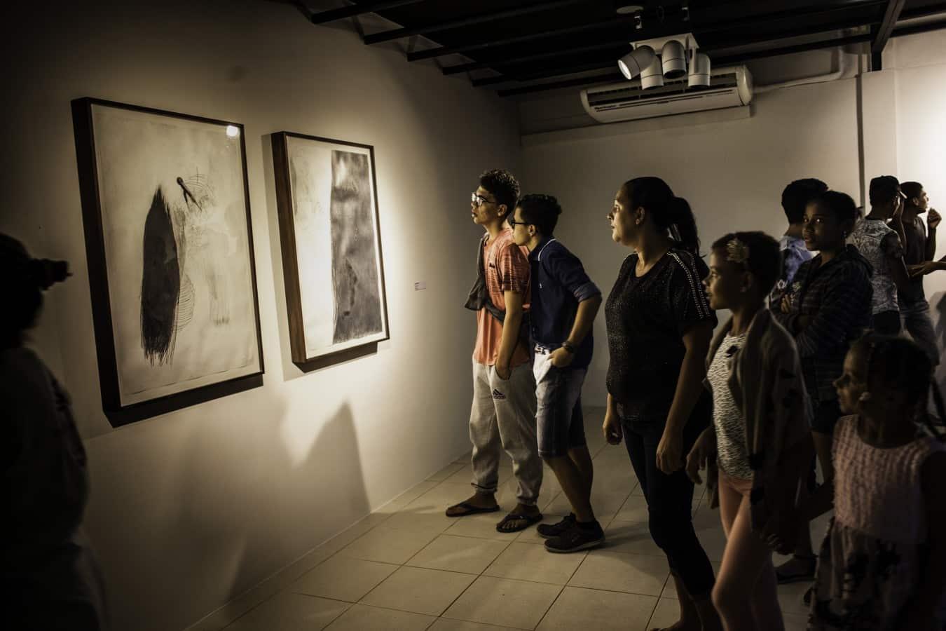 EXPOSIÇÃO - Carlos Mélo apresenta a Residência Belojardim