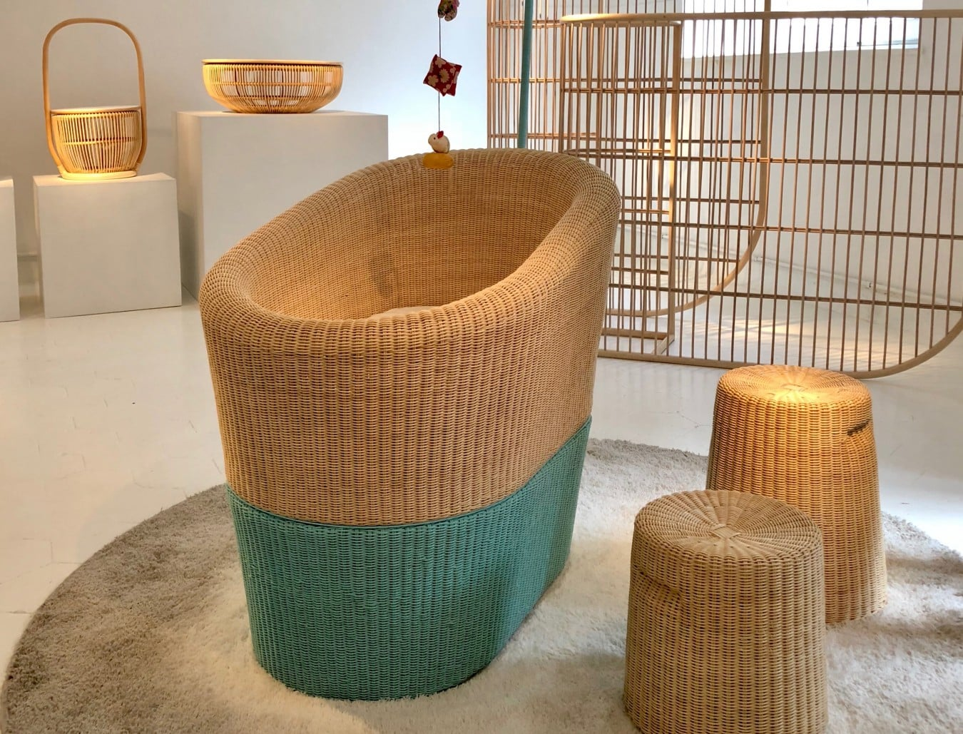 Galeria Rossana Orlandi - Design Week Milão 2018 por Diogo Viana