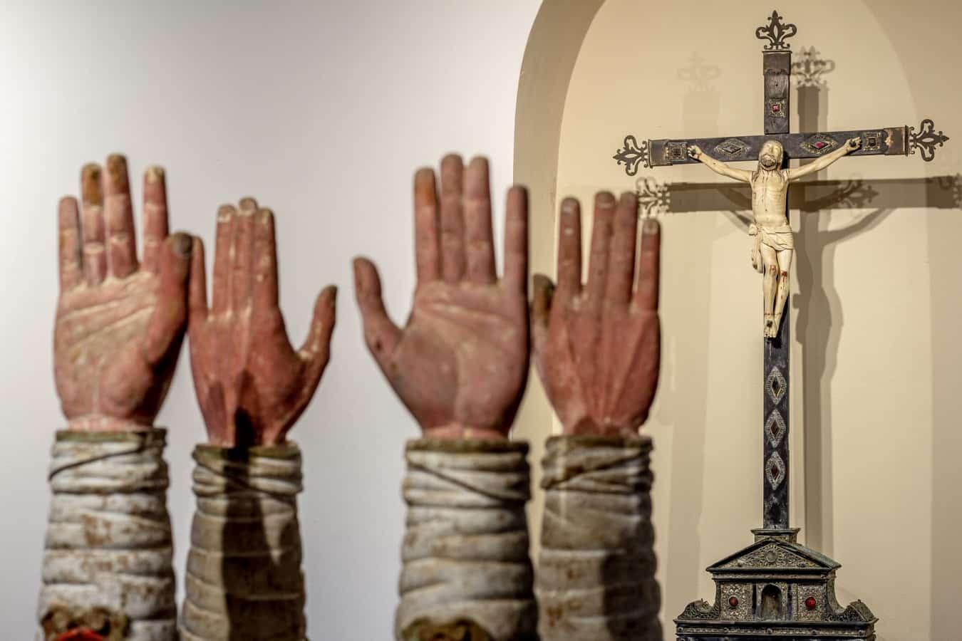Maspe Felipe Bezerra 6057 - Maspe planeja exposição com santos negros