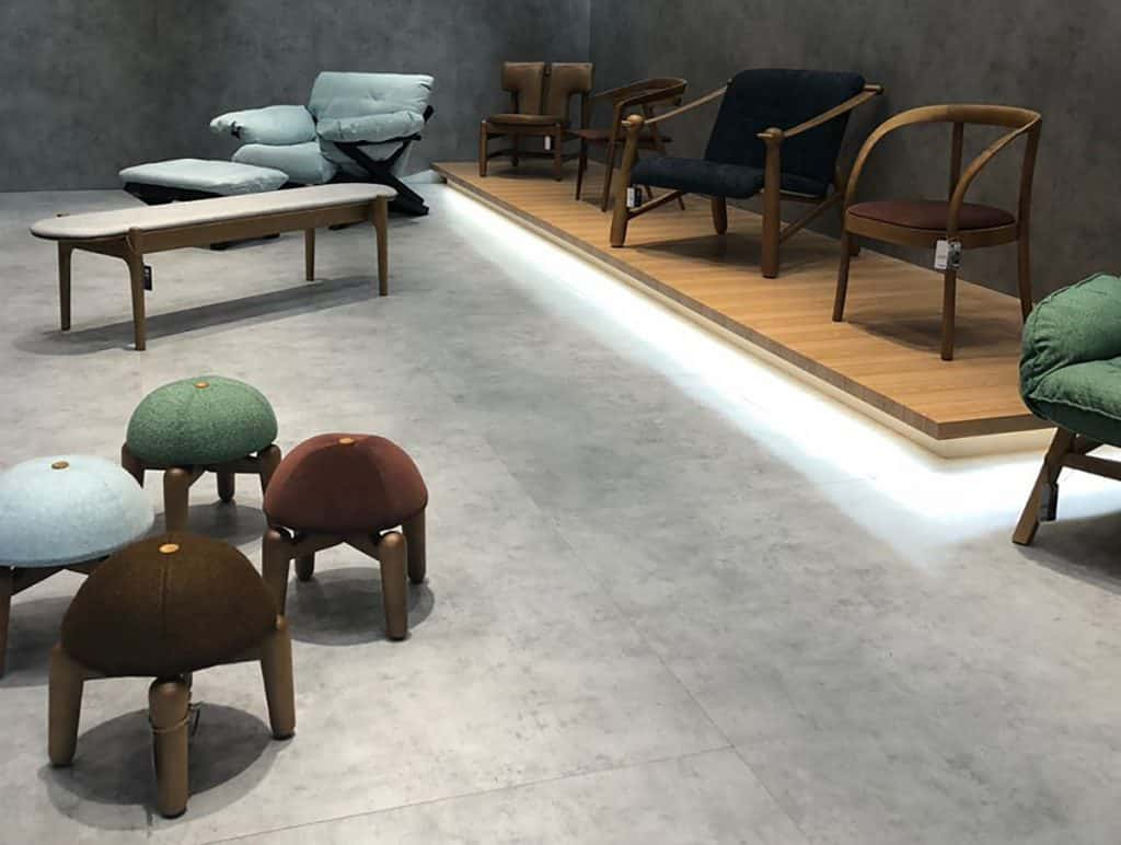 Moora salão do móvel de Milão 2018 1024x772 - Design Week Milão 2018 por Diogo Viana