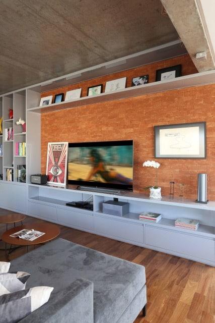 apartamento viviane gobbato9 - Apartamento em SP traz mistura jovem e urbana