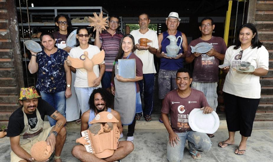 CENTRO15 - A arte em barro contada pelos Oleiros pernambucanos