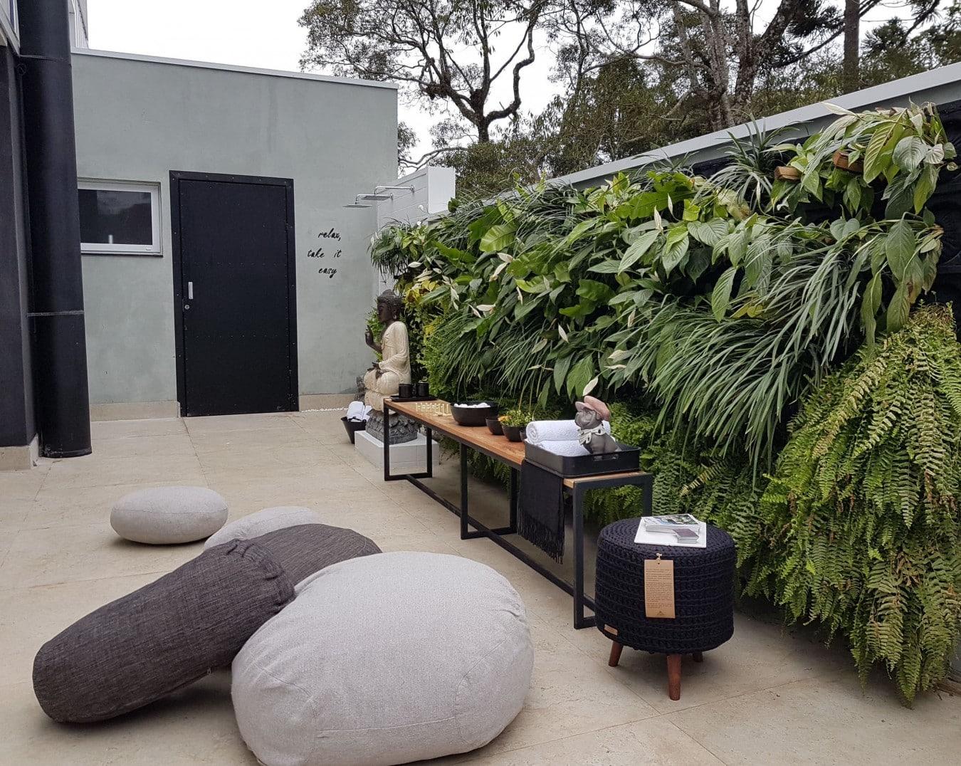 Espaço Zen Luiz Maingué Foto Eros Munari 1 - Arquitetura sustentável em evidência na Mostra Container