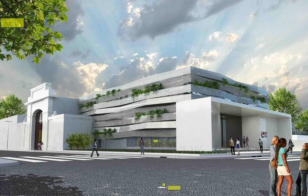 liceu - Liceu de Artes e Ofícios inaugura Centro Cultural
