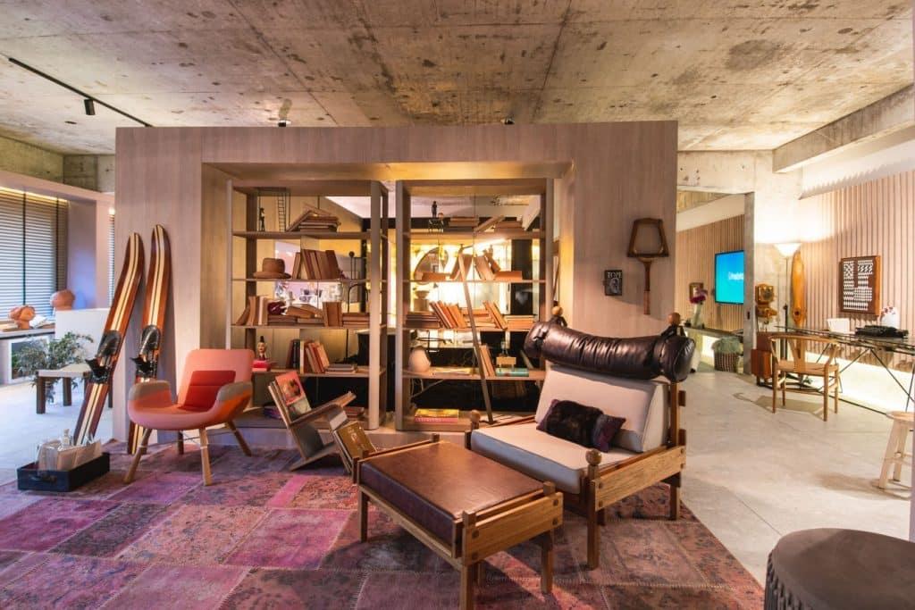 2 Loft Cinquentinha 1024x683 - CASACOR Ceará celebra duas décadas de mostra