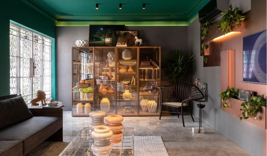 CASACOR - CASACORPE: arquitetura, design e verde