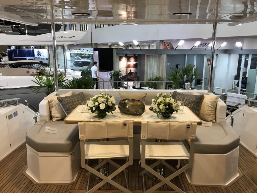 11 VARANDA GOURMET 1024x768 - São Paulo Boat Show 2018 por George Casé