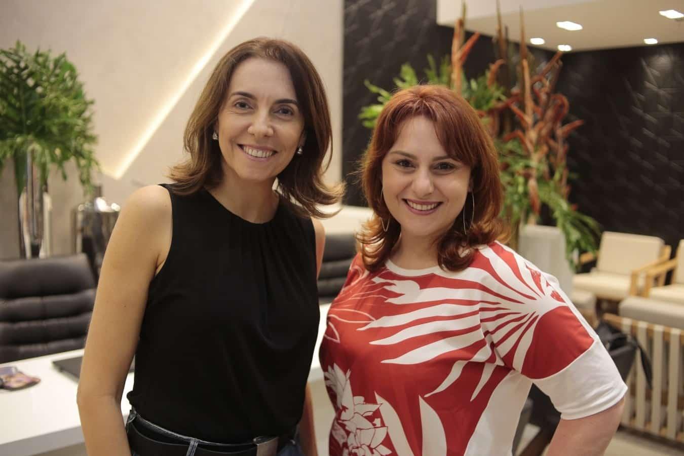 Arquitetas Patrícia Cretton e Daniela Dambros Créditos Hércio Moraes 2 - Arquitetura e medicina de mãos dadas no Recife