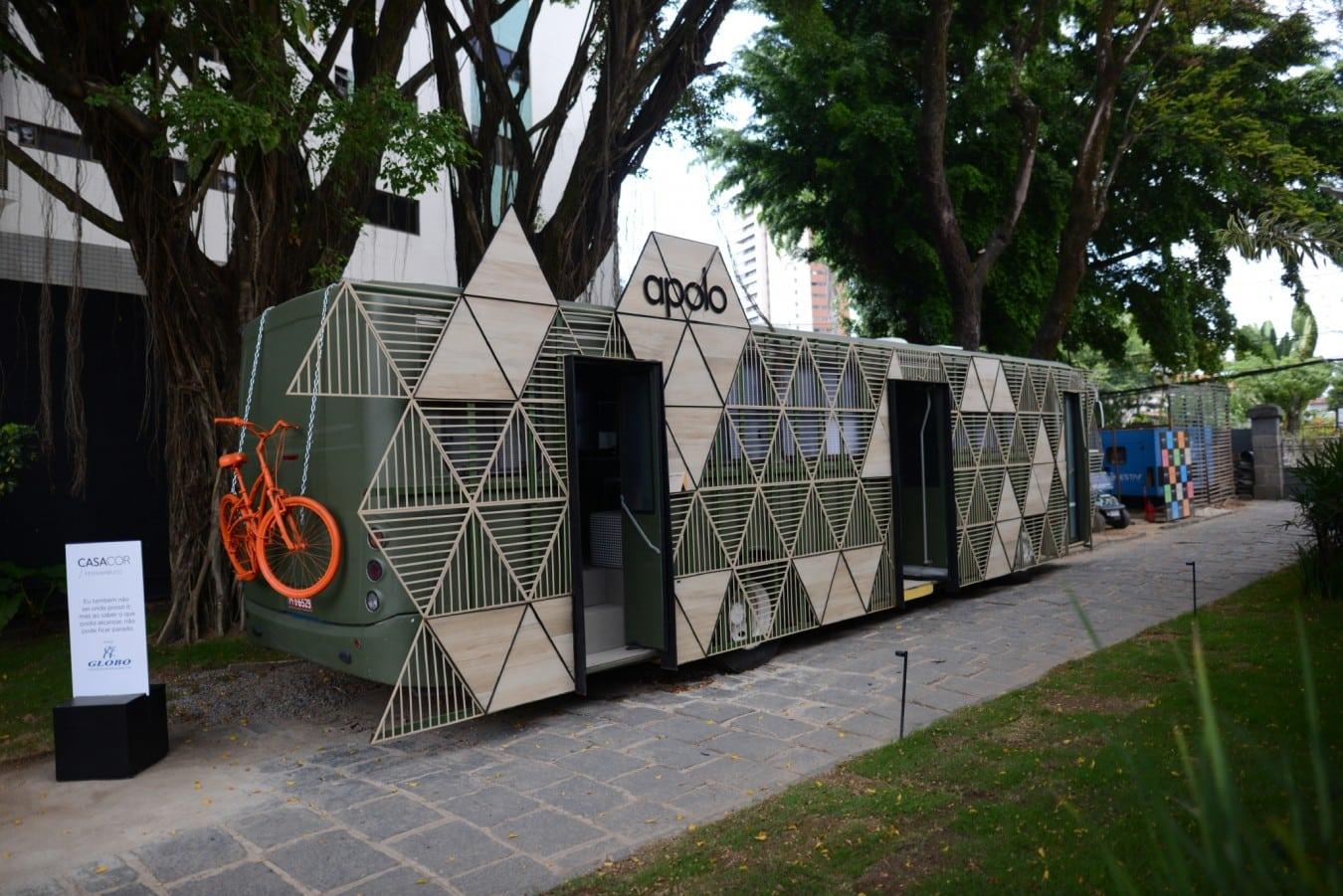 LOFT APOLO2 - Mobilidade, conforto e sustentabilidade nos jardins da CASACOR PE
