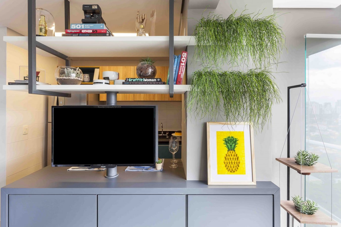 NewAgeMichigan doob arquitetura Foto Julia Ribeiro 19 - Apartamentos compactos: como otimizar os espaços