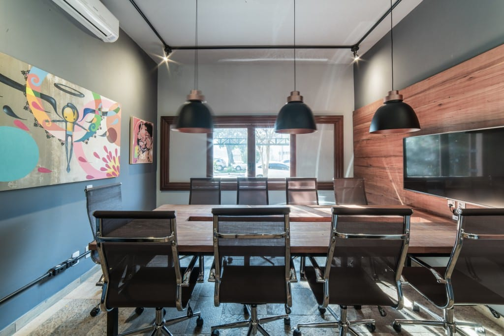 Soul Café e Coworking Pietro Terlizzi 29 - Casa do interior é transformada em coworking