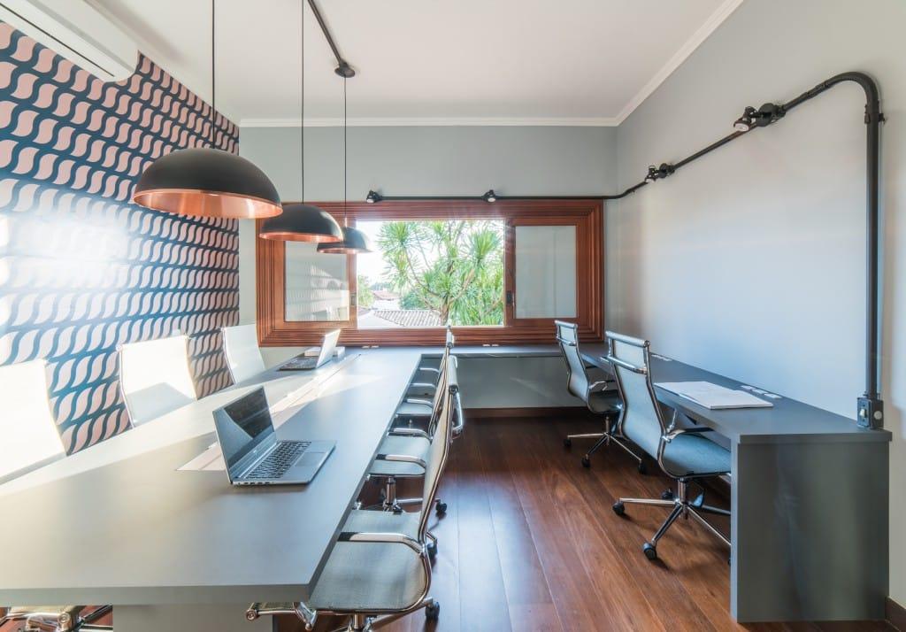 Soul Café e Coworking Pietro Terlizzi 45 - Casa do interior é transformada em coworking