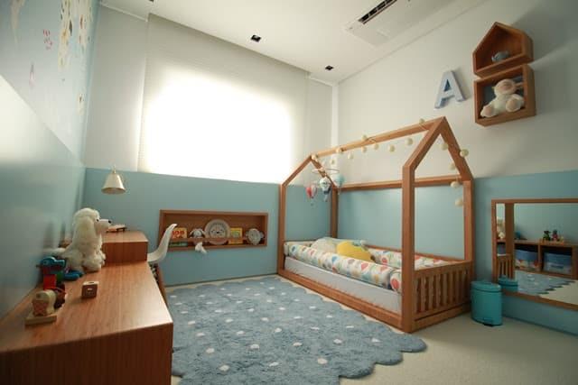 TENDÊNCIAS Projeto doob arquitetura Foto Divulgação - Conforto e aconchego no Dia das Crianças
