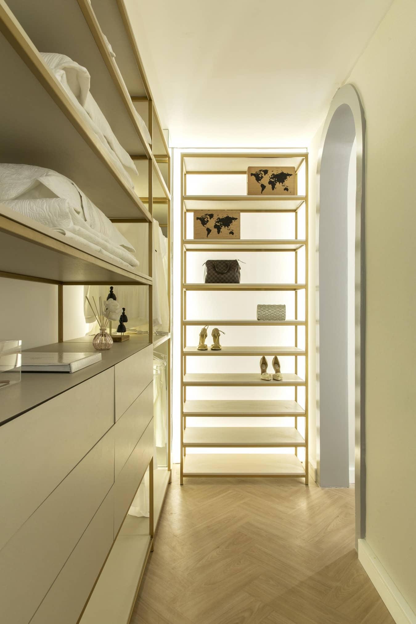 banheiro closet3 - Minimalismo é inspiração na CASACOR PE