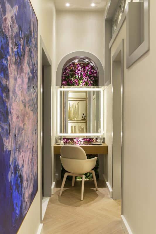banheiro closet4 - Minimalismo é inspiração na CASACOR PE