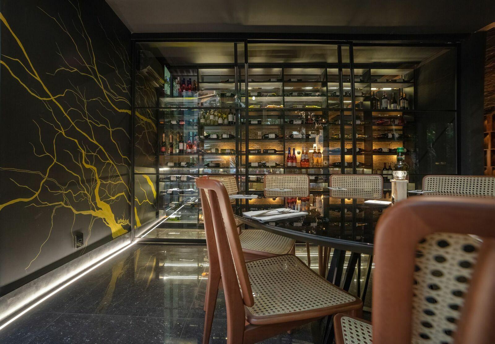 restaurante3 - Minimalismo é inspiração na CASACOR PE