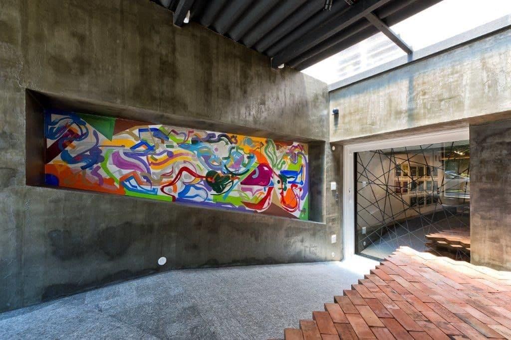 unnamed 94 1024x683 - Subsolo de antiga casa alemã vira um moderno escritório de arquitetura