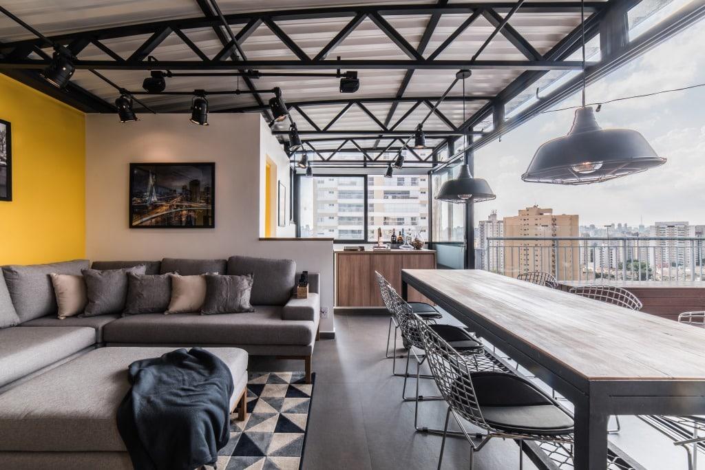 Duplex Ipiranga Pietro Terlizzi 43 - Duplex privilegia convivência e entretenimento