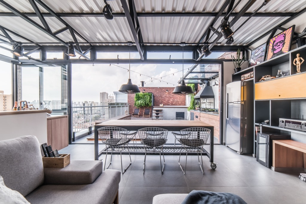 Duplex Ipiranga Pietro Terlizzi 44 - Duplex privilegia convivência e entretenimento