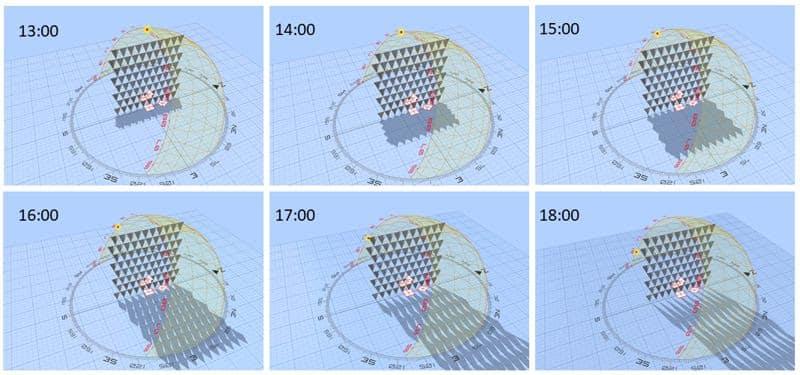 unnamed 40 - Dobradura de papel vira elemento de controle solar em SC