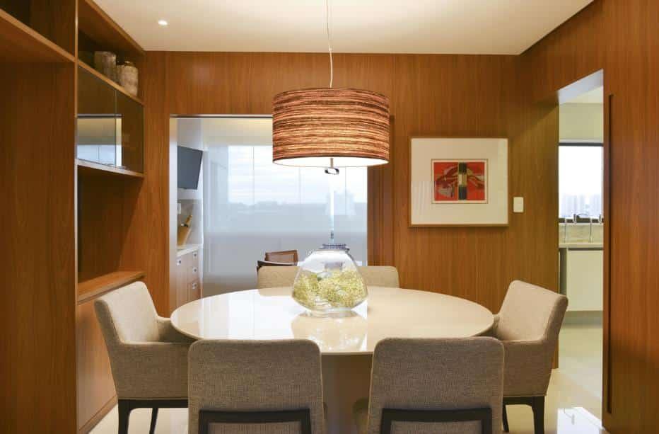 mg2 - Decoração intimista ganha destaque em apartamento de 195m², em Salvador